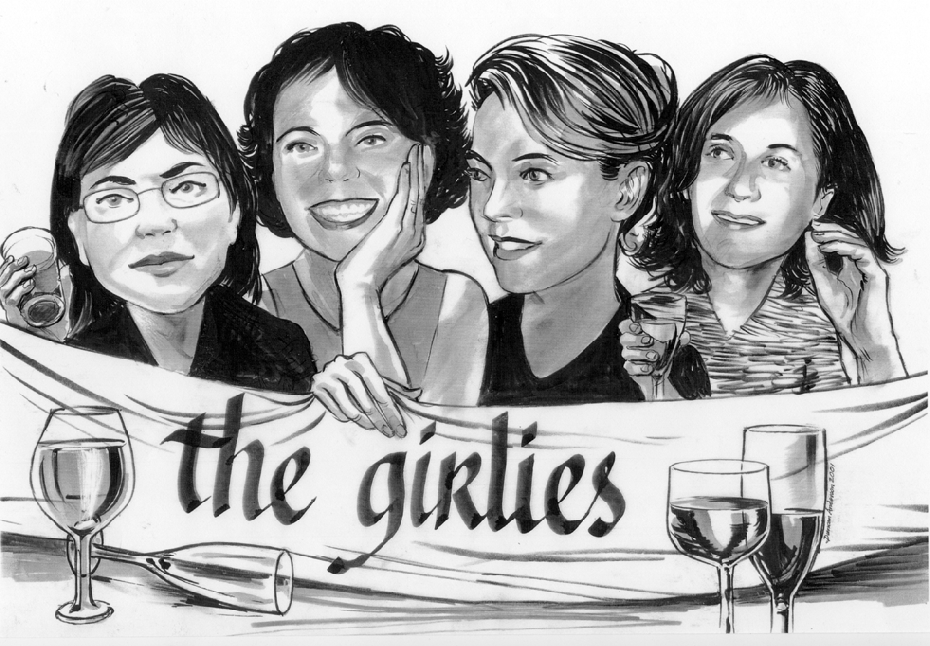 'The Girlies'